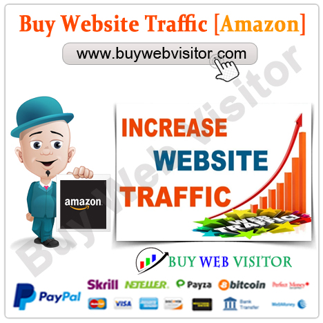 Buy Amazon Traffic