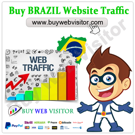 Buy BRAZIL Website Traffic