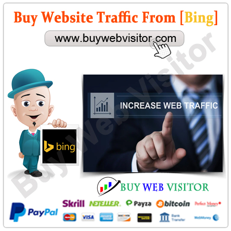 Buy Bing Traffic