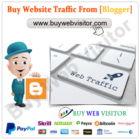 Buy Blogger Traffic