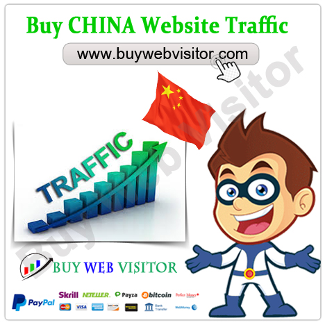 Buy CHINA Website Traffic