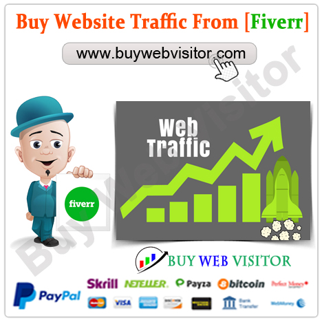 Buy Fiverr Traffic