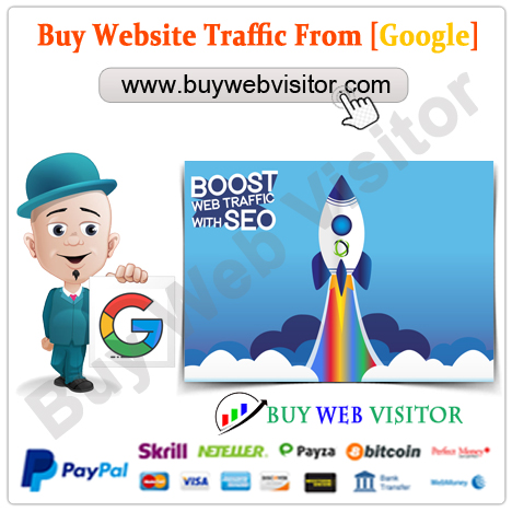Buy Google Traffic