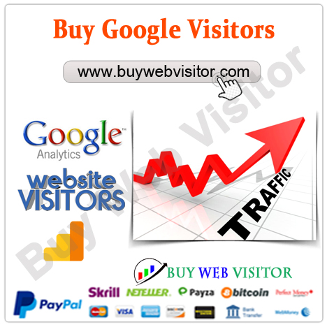 Buy Google Visitors