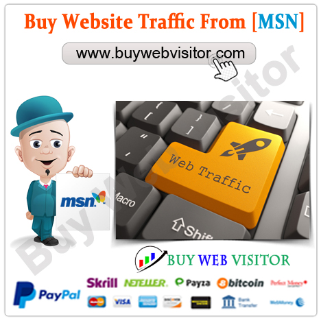 Buy MSN Traffic