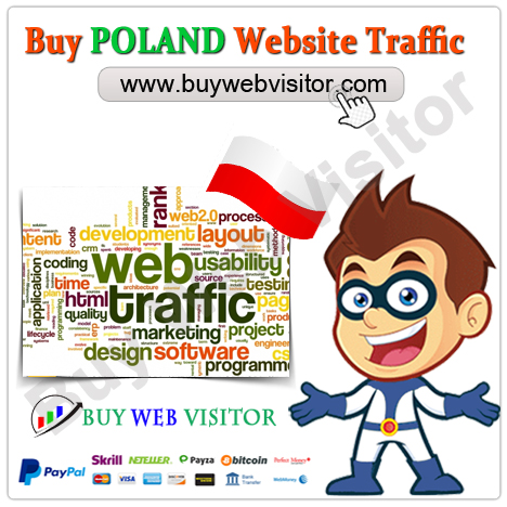 Buy POLAND Website Traffic