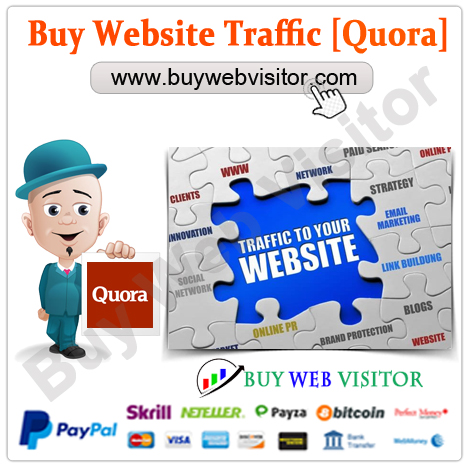 Buy Quora Traffic