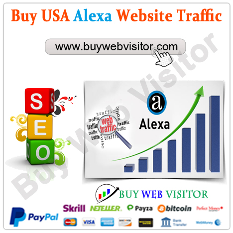 Buy USA Alexa Website Traffic