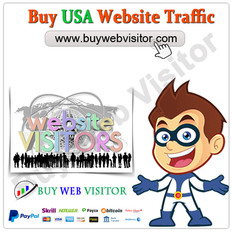 Buy USA Website Traffic