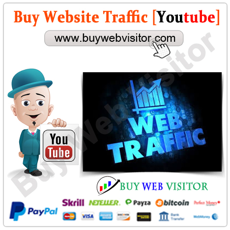Buy Youtube Traffic