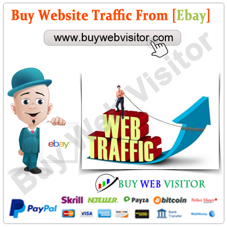 Buy ebay Traffic