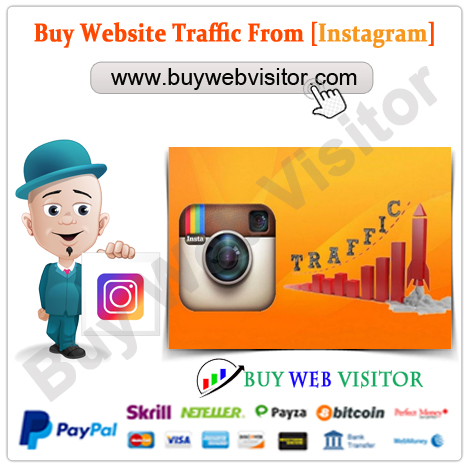 Buy instagram Traffic