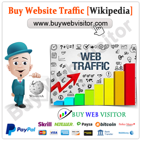 Buy wikipedia Traffic
