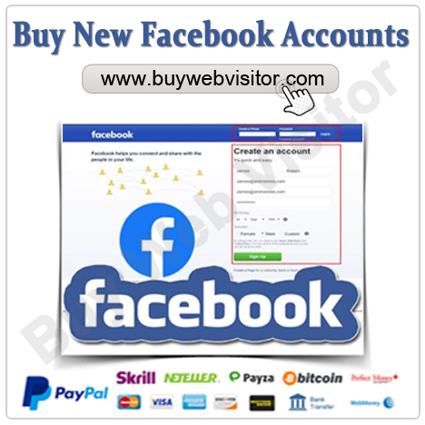 Buy New Facebook Accounts