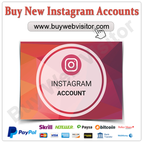 Buy New Instagram Accounts