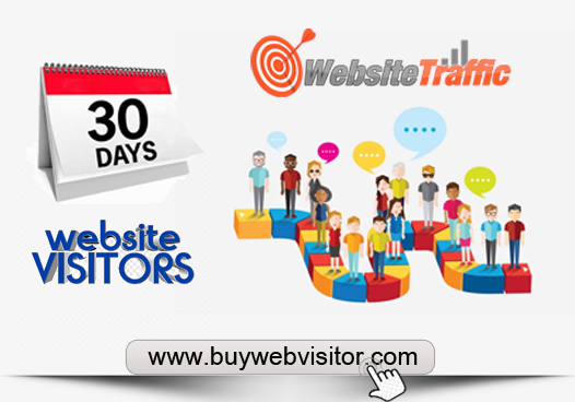 30 Days Traffic Packages